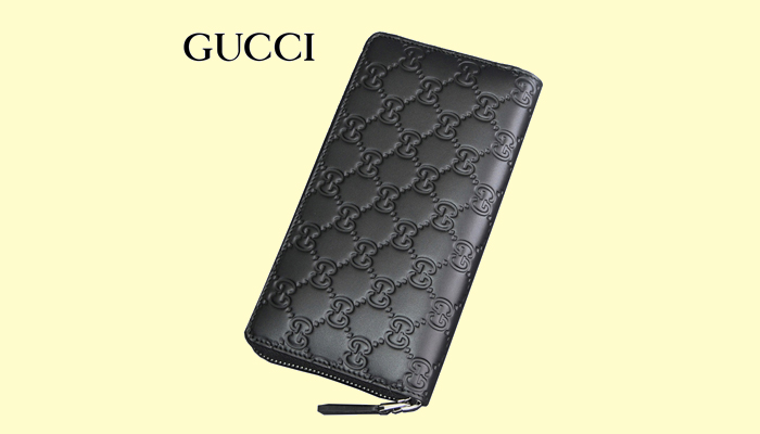 hot sale online 21a95 55197 2019】GUCCI(グッチ)のメンズ財布10選!持っていたらカッコ ...