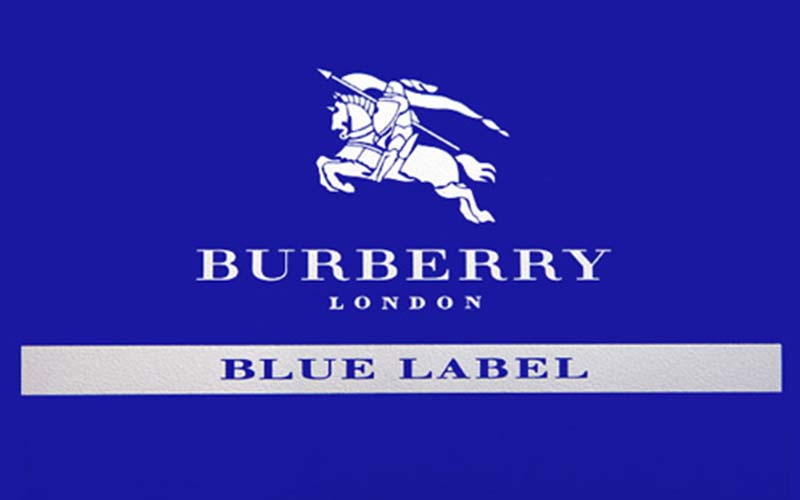 BURBERRY-BLUE LABEL-logo