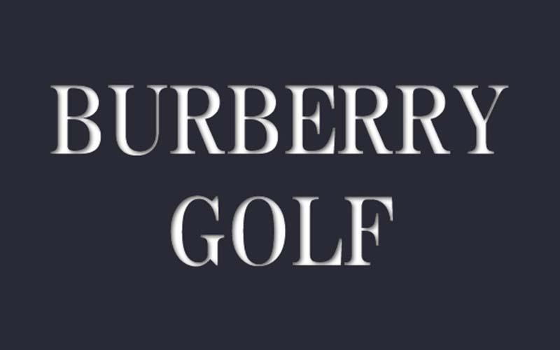BURBERRY-golf-logo