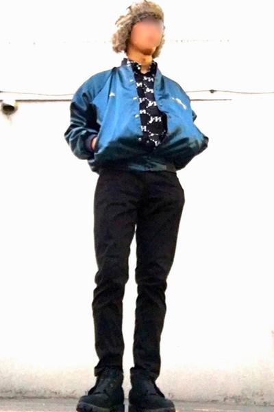 80s-スタジャン