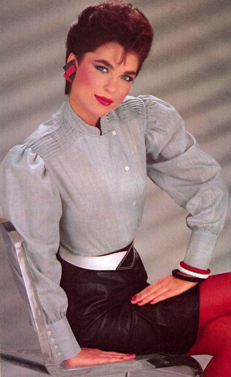 80s-パワーショルダー
