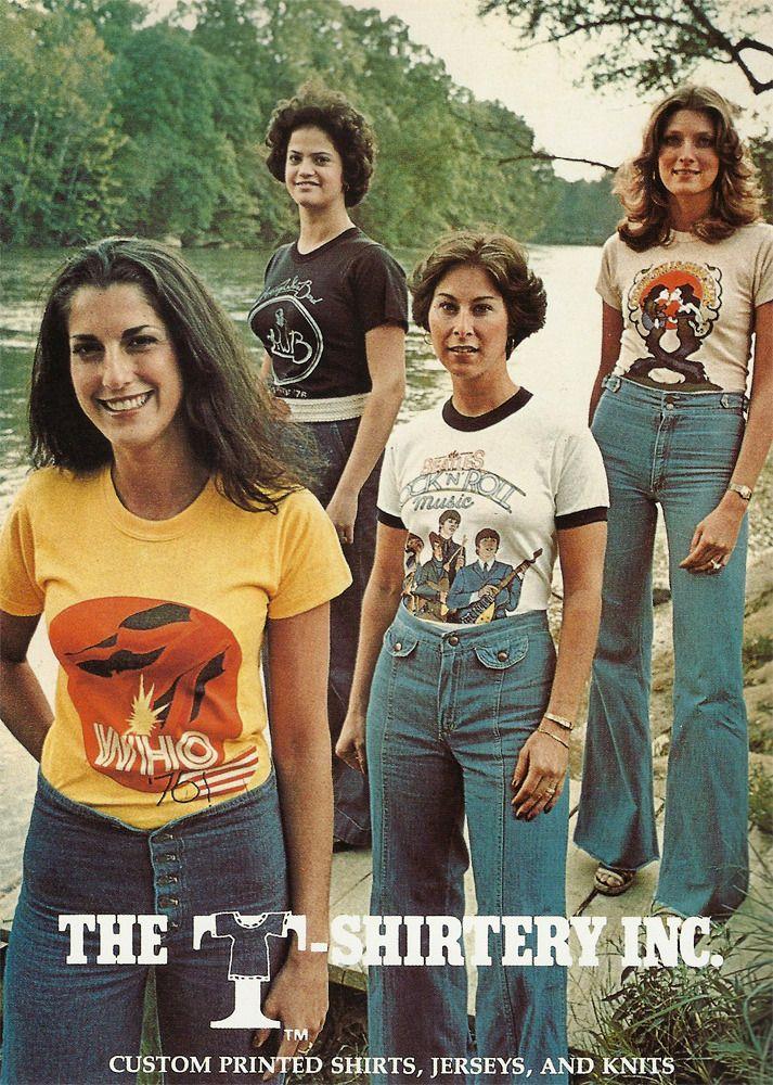 70s-ベルボトム-レディース