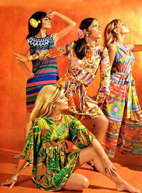 60s-ヒッピーファッション