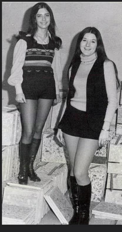 70s-ホットパンツ