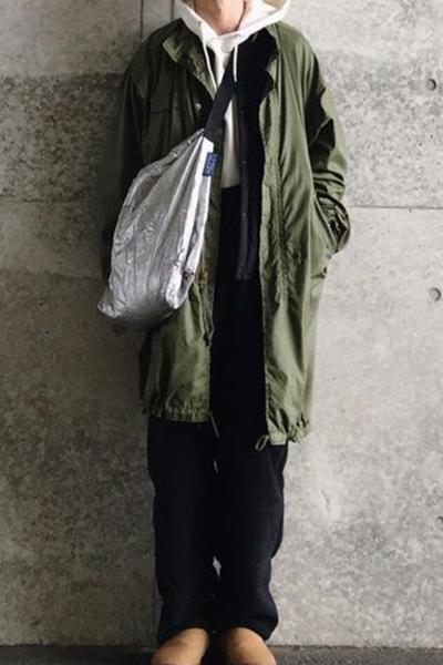 60s-モッズファッションコーデ